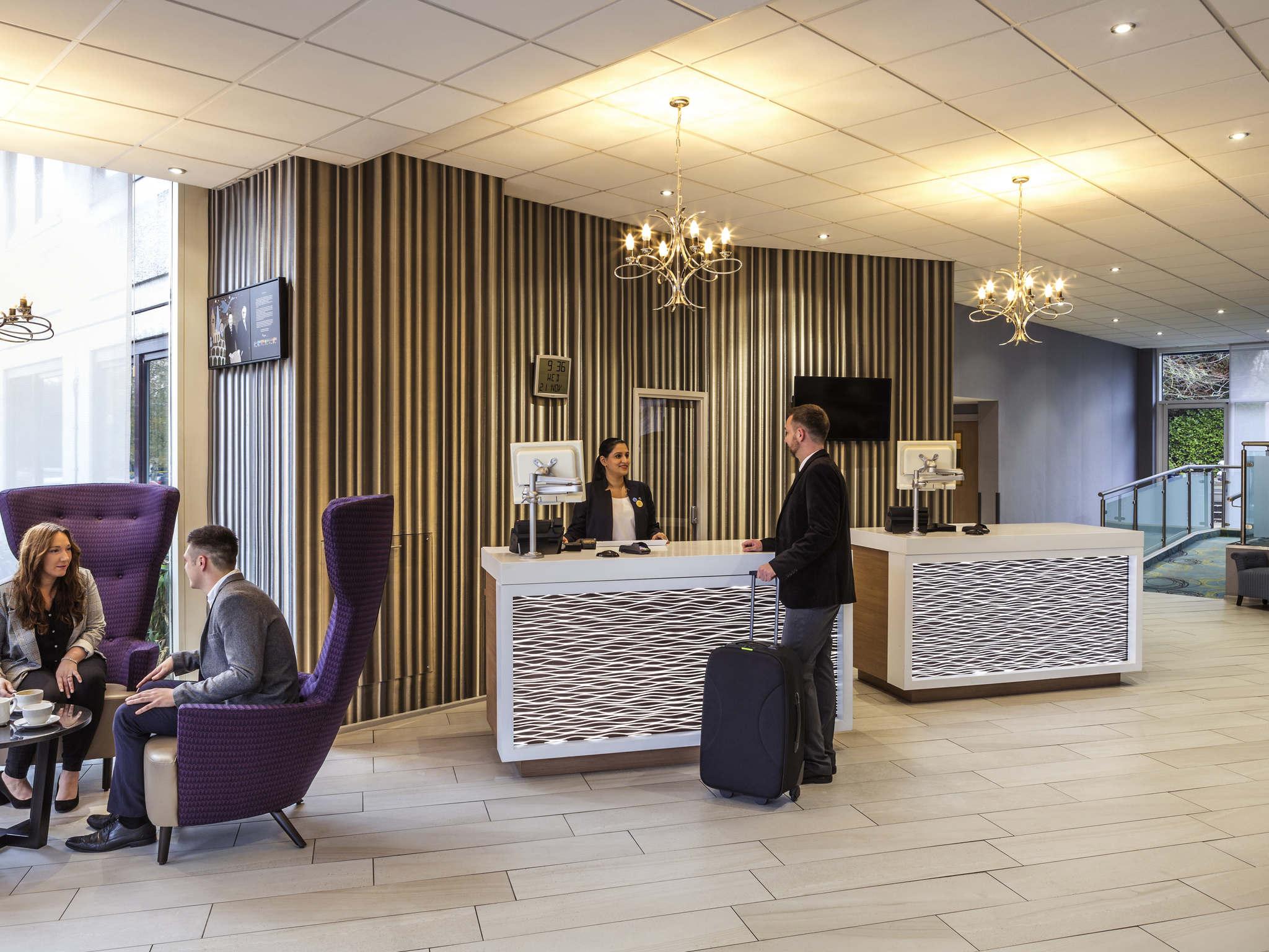 Отель — Novotel Ковентри M6 J3