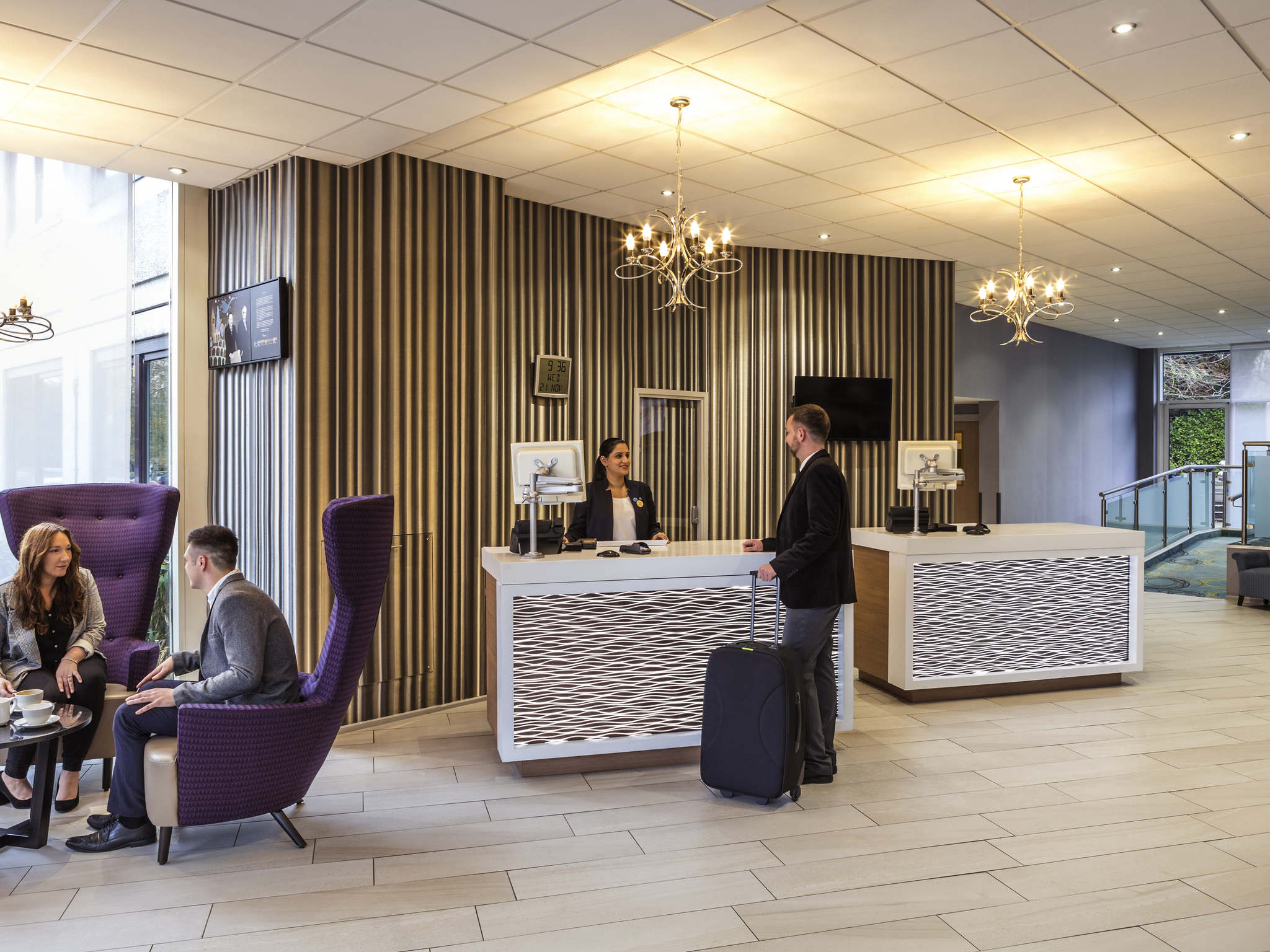 Hotel - Novotel Coventry M6 J3