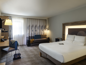 Rooms - Novotel Coventry M6/J3