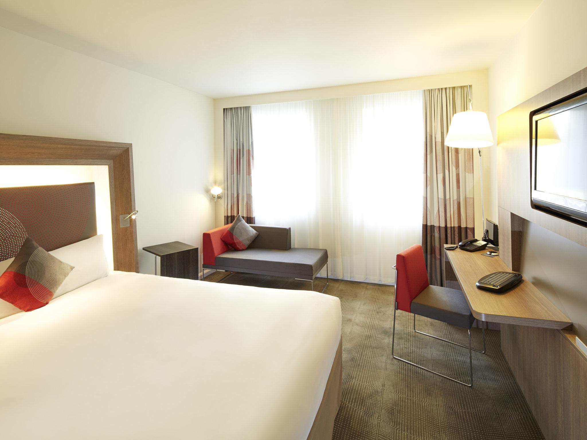 Hotell – Novotel Nottingham Derby