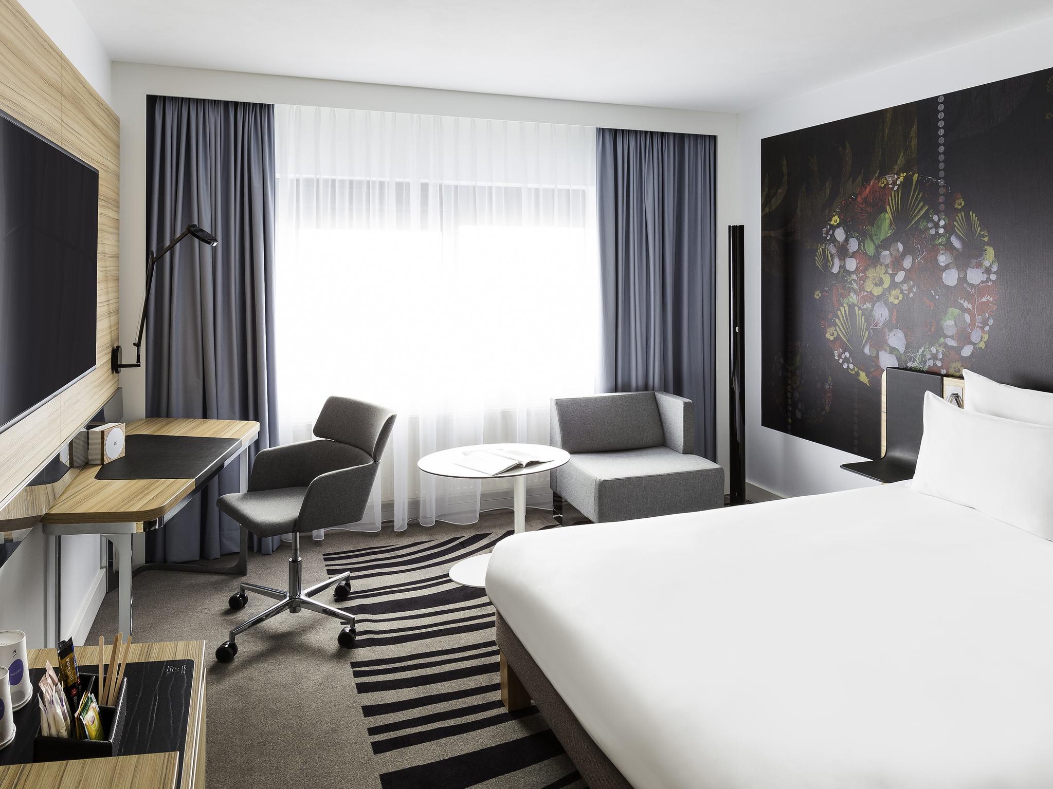Family Hotel Amsterdam City - Novotel - Near Amsterdam RAI