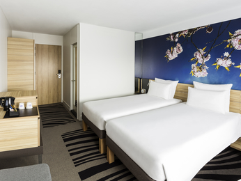 Rooms - Novotel Amsterdam City