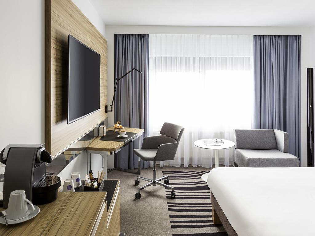 Hotel a Amsterdam - Novotel Amsterdam City - AccorHotels