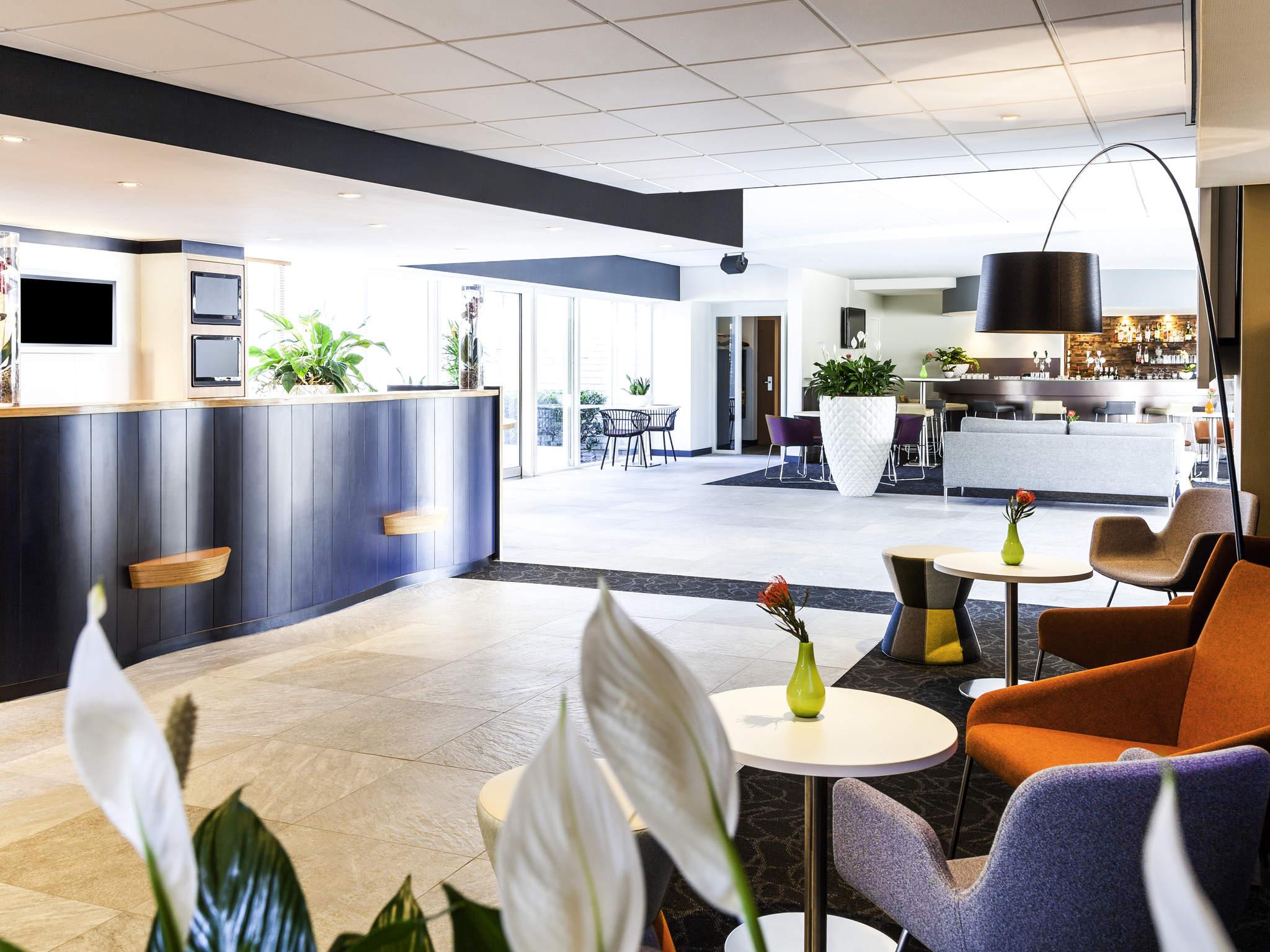 โรงแรม – Novotel Breda