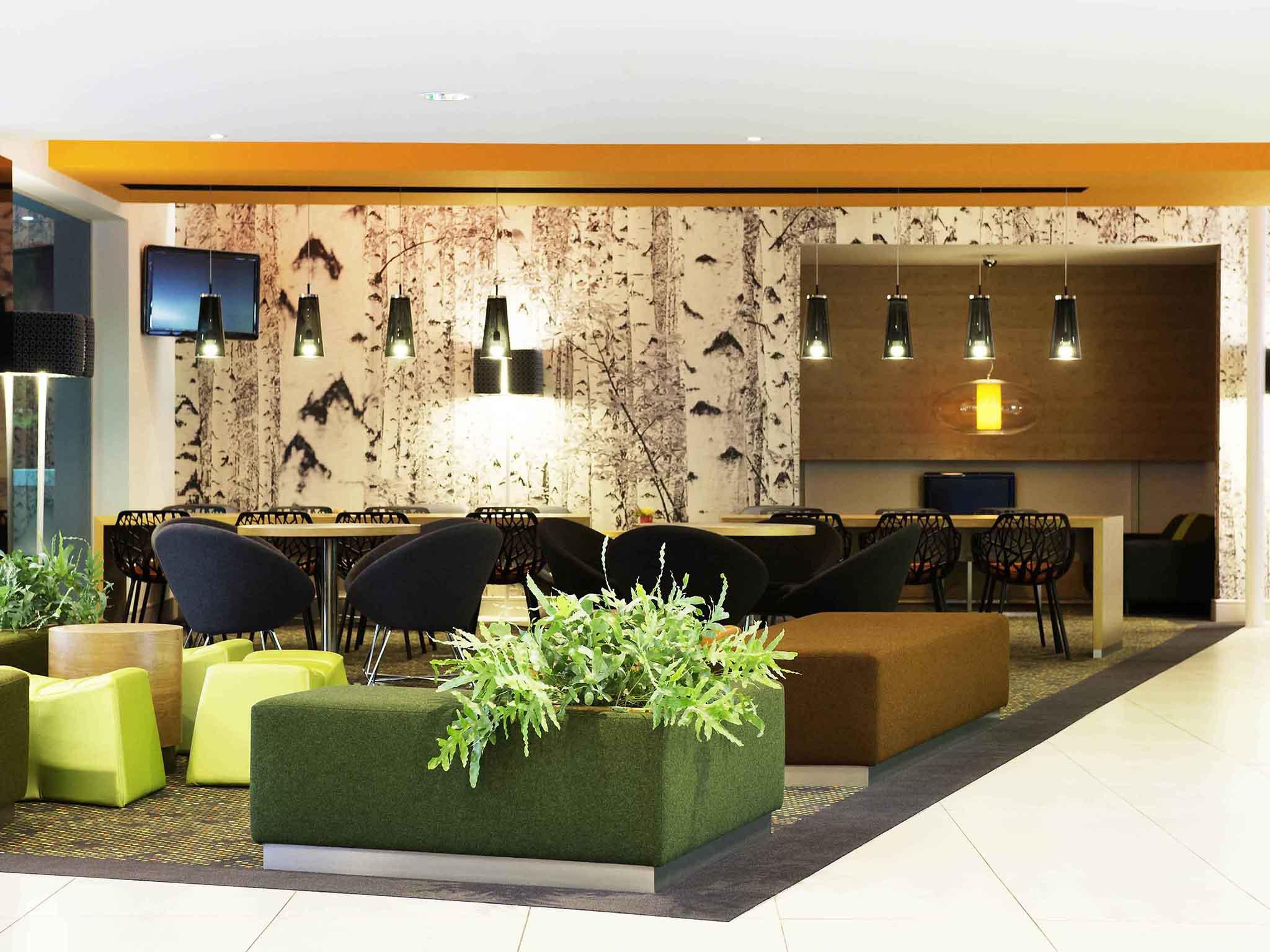 Отель — Novotel Роттердам Схидам
