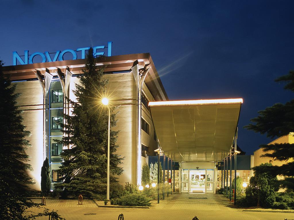 Hotel Novotel Gdansk Centrum