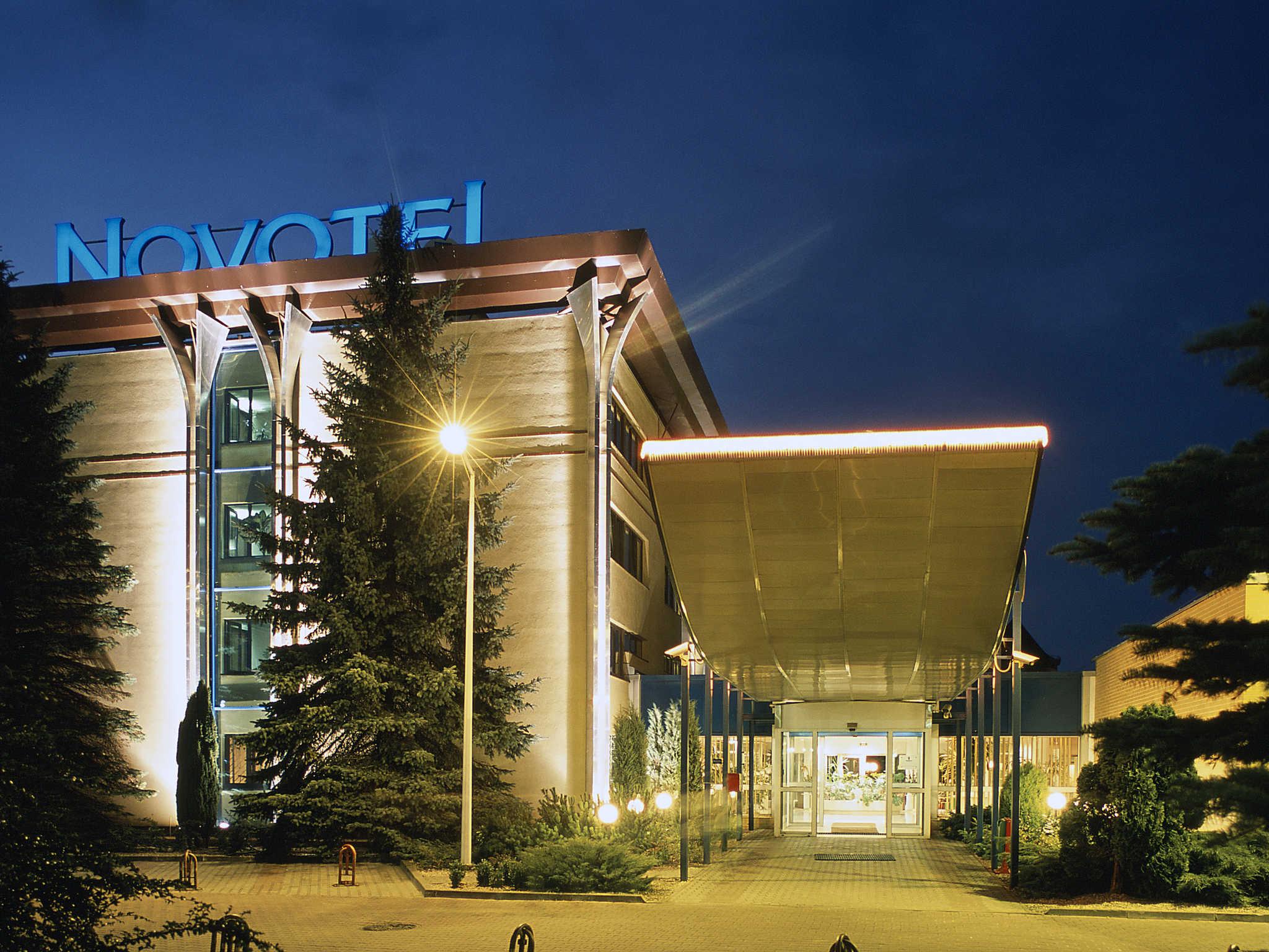 Отель — Novotel Гданьск Центр