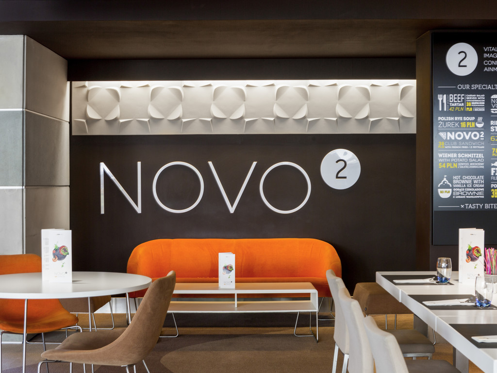 restaurant NOVO SQUARE LOUNGE BAR