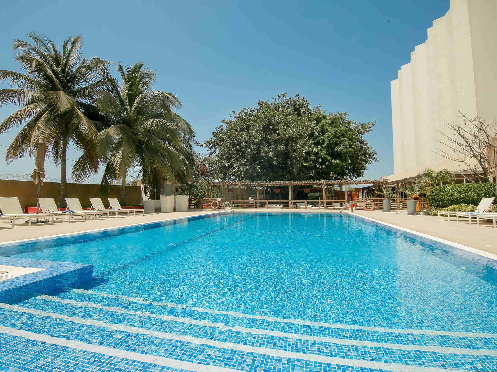 Отель — Novotel Дакар