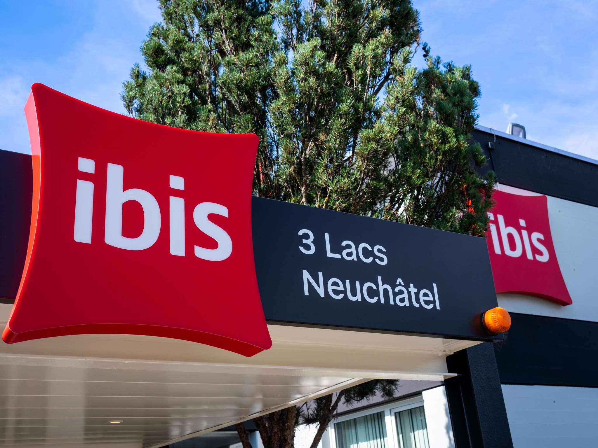 Отель — ibis 3 Lacs Neuchâtel