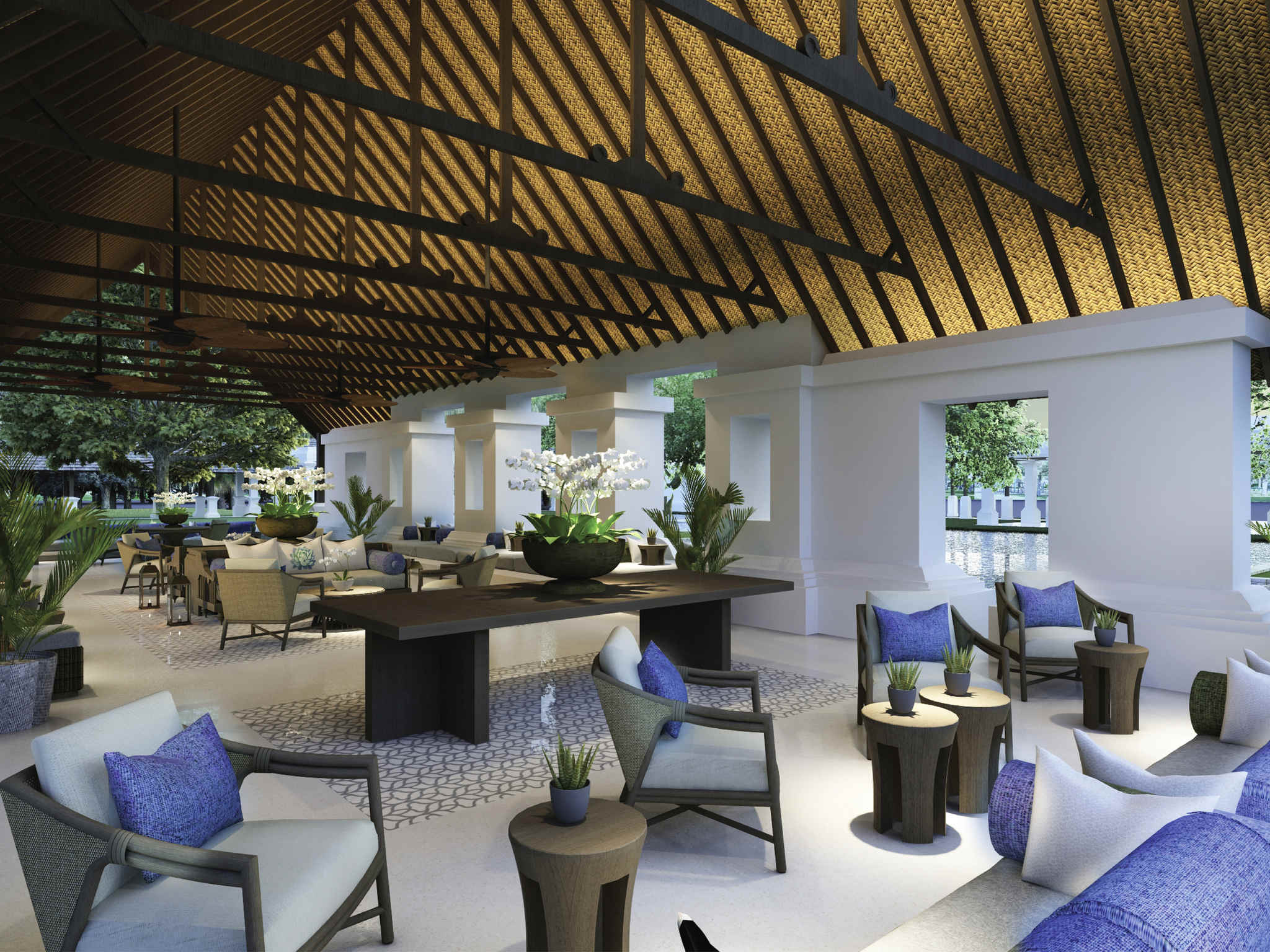 호텔 – Novotel Bogor Golf Resort & Convention Center