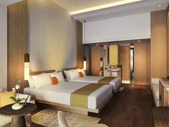 Chambres - Novotel Bogor Golf Resort and Convention Center