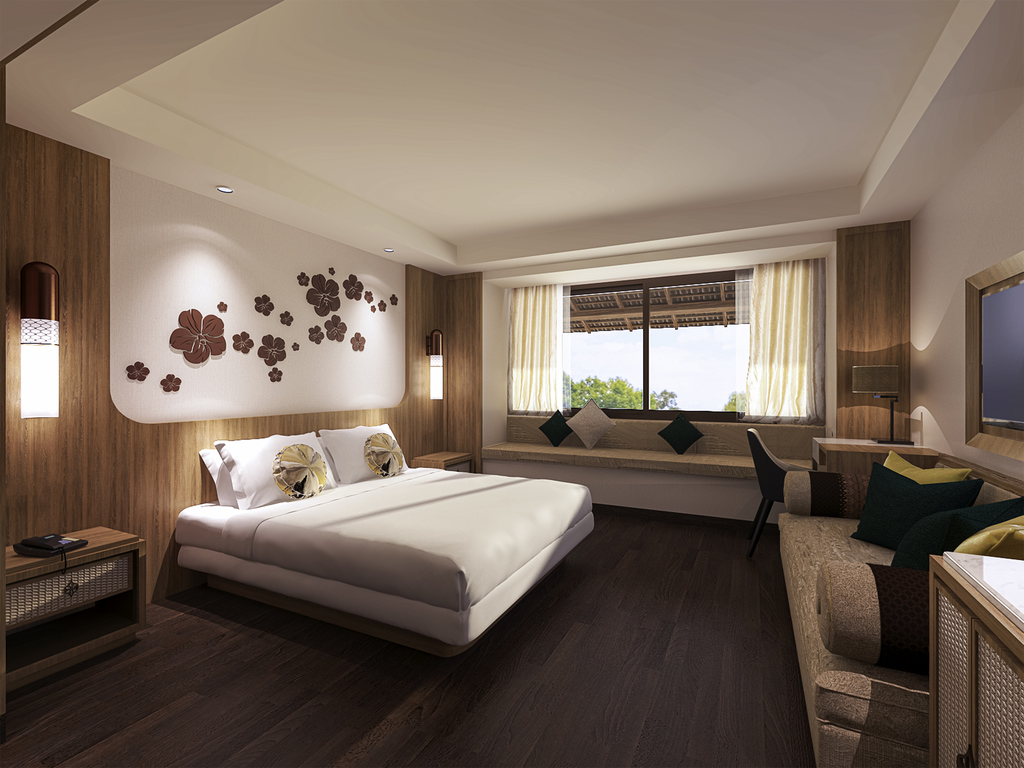 Novotel Bogor Golf Resort Hotel - room photo 12819858