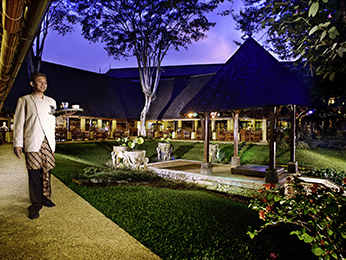 Restoran - Novotel Bogor Golf Resort and Convention Center