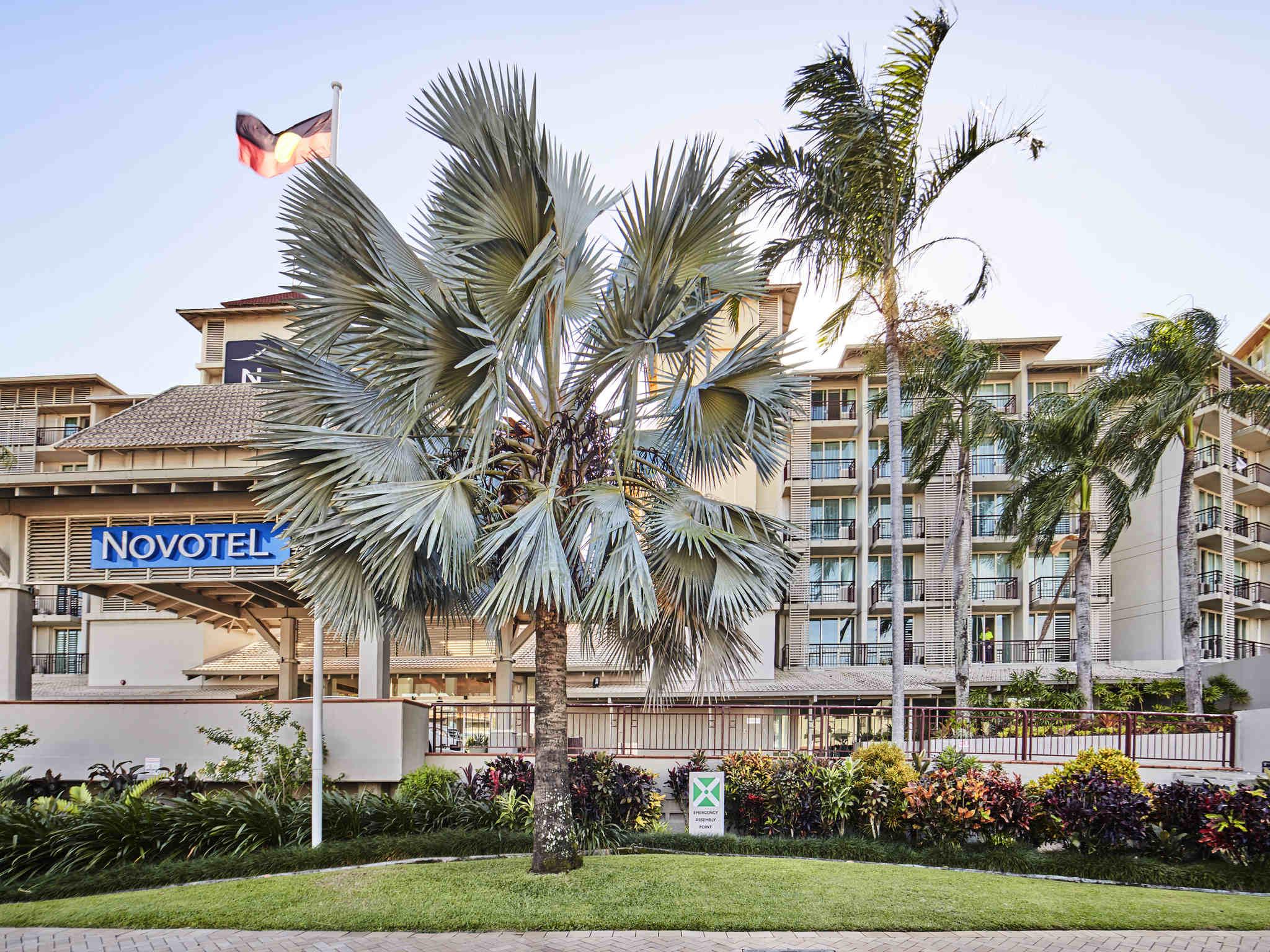 Hotell – Novotel Cairns Oasis Resort