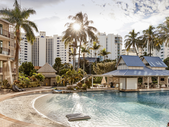 Hotel - Novotel Cairns Oasis Resort