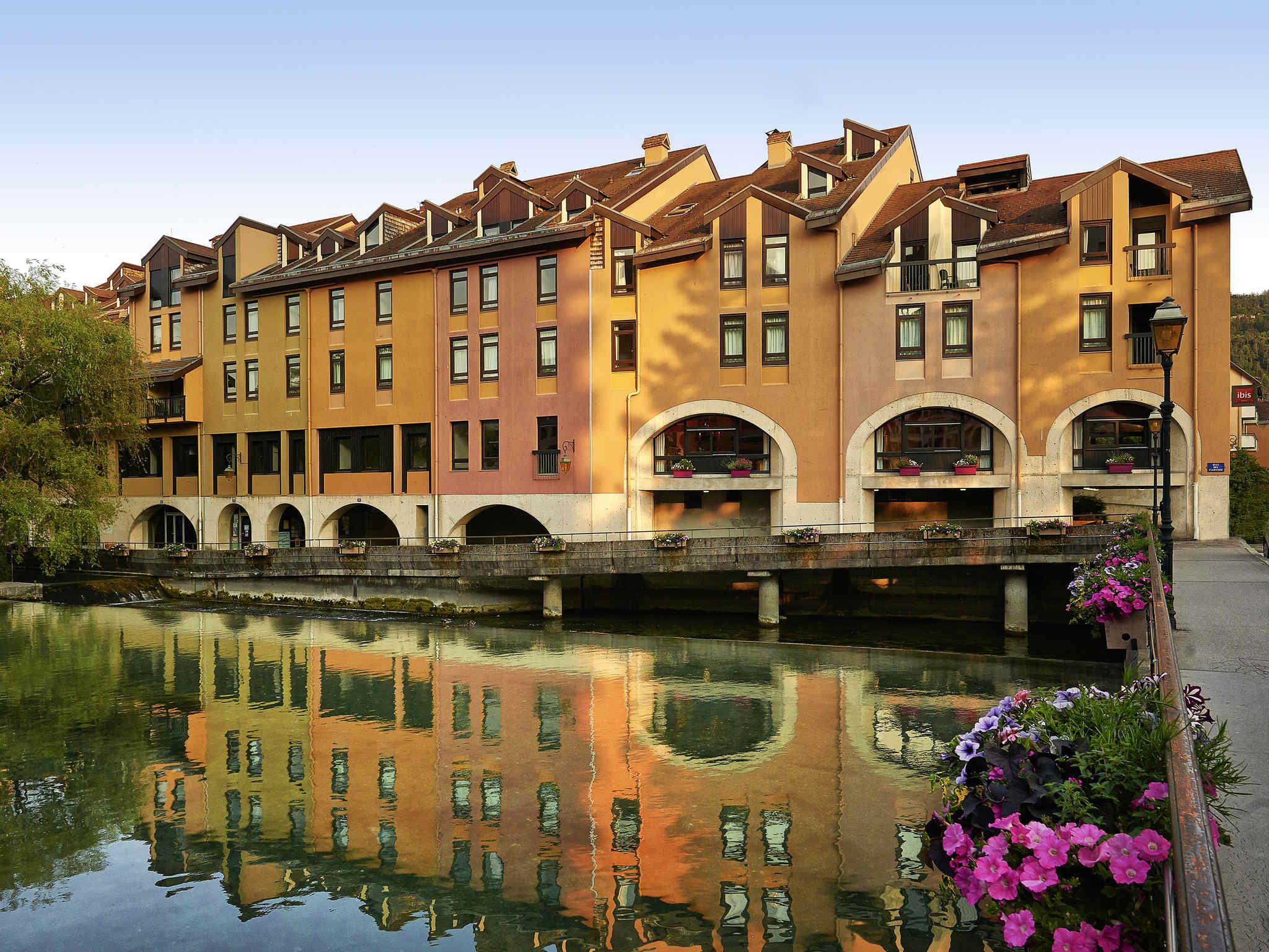 Hotell – ibis Annecy Centre Vieille Ville
