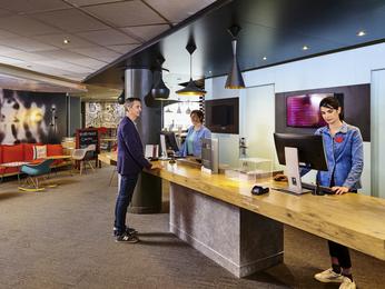 Hotel Ibis Annecy Centre Vieille Ville Annecy Francia