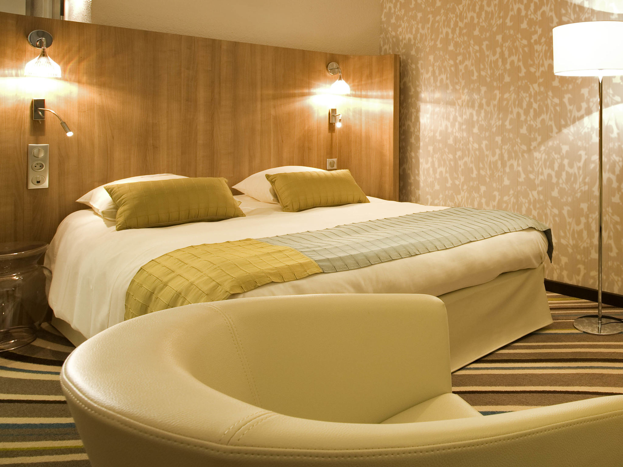 Hotel – Hotel Mercure Angers Centro