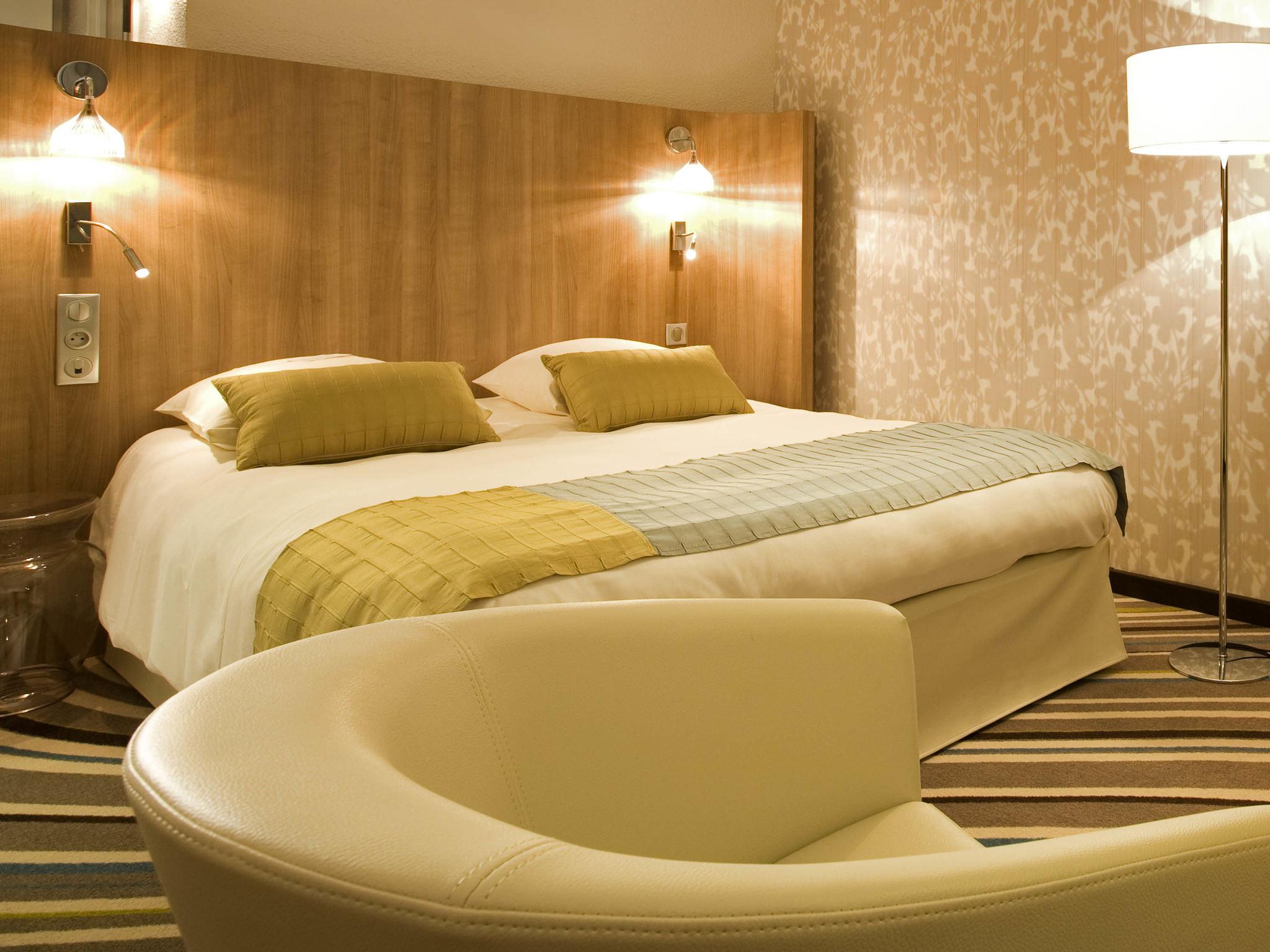 酒店 – 昂热中心美居酒店