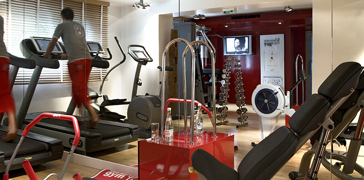 Golf fitness amenities pullman marseille provence airport - Best cardio equipment for small spaces property ...