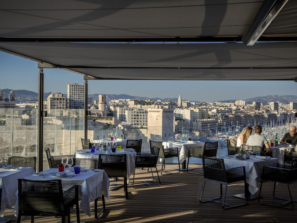 Hotel de luxe marseille sofitel marseille vieux port - Restaurant libanais marseille vieux port ...