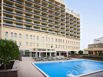 Hotel - Mercure Grand Hotel Doha City Centre