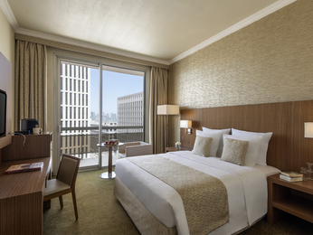 Rooms - Mercure Grand Hotel Doha City Centre
