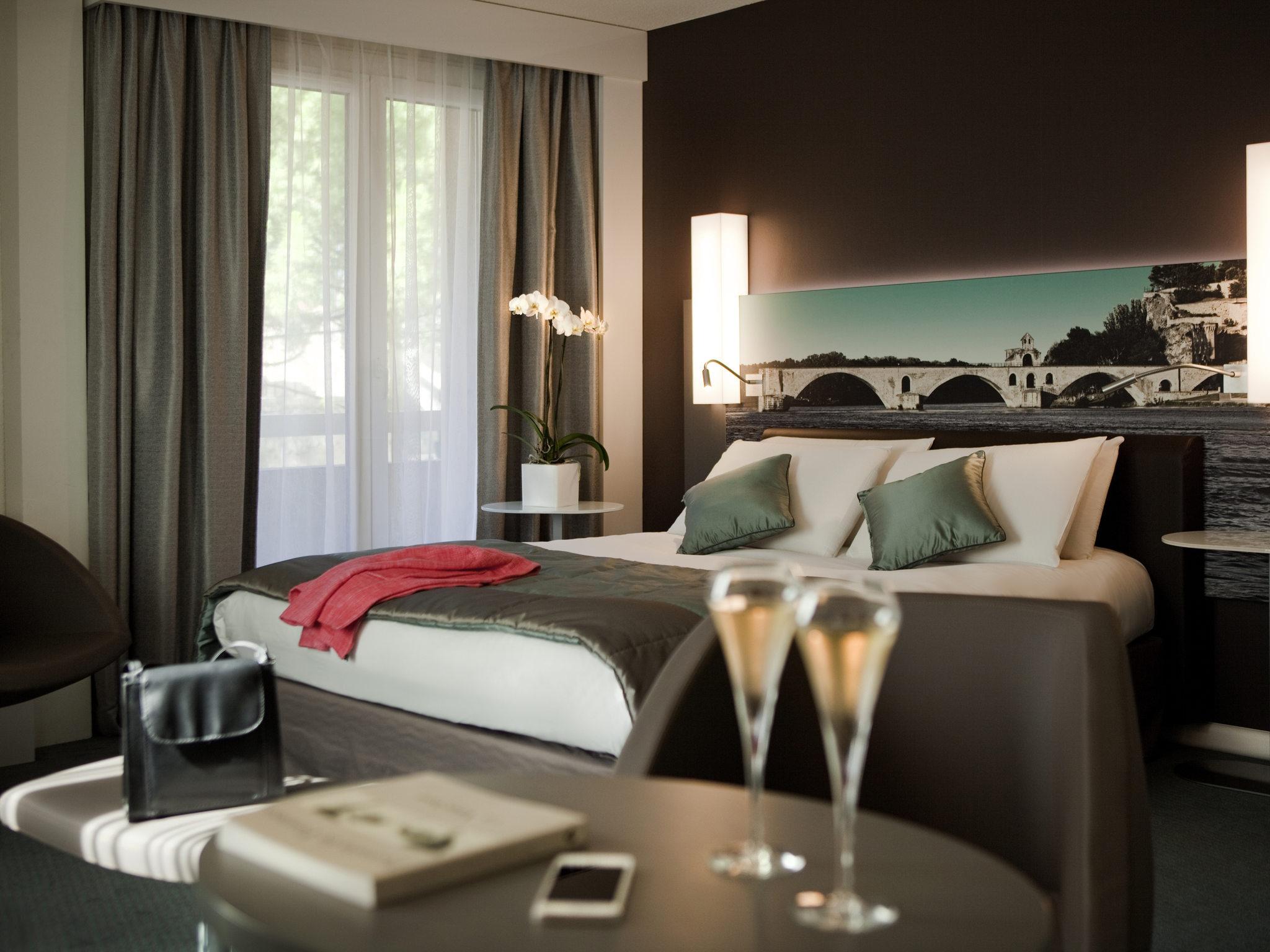 酒店 – 阿维尼翁桥中心美居酒店
