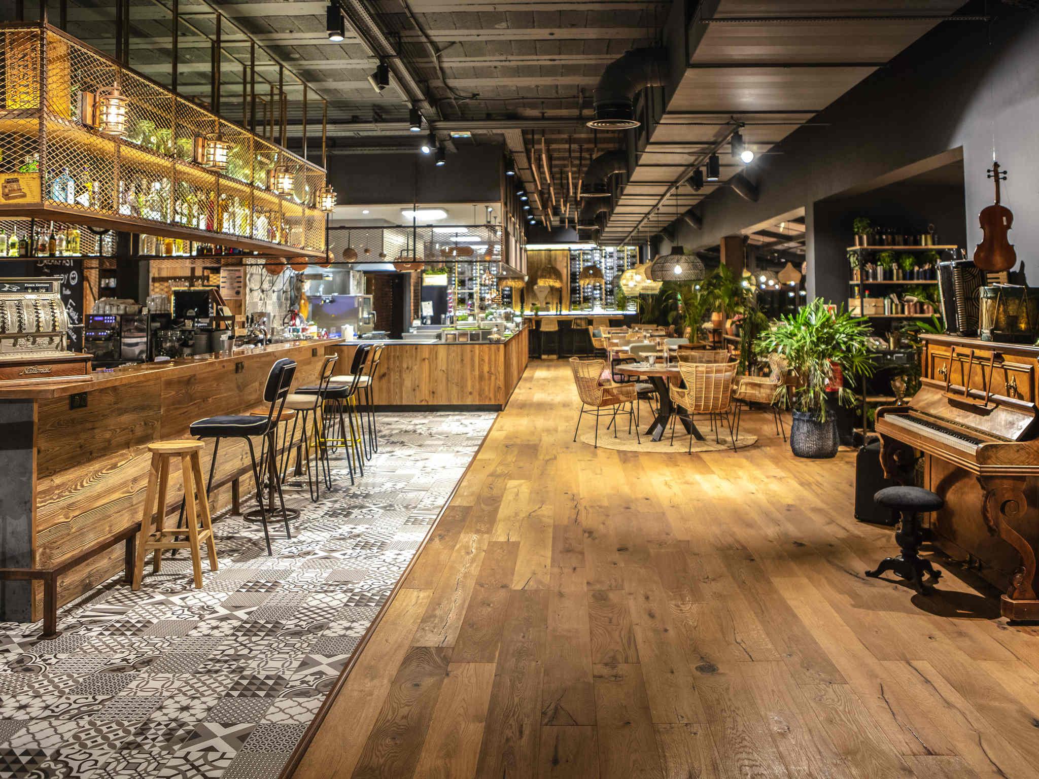 โรงแรม – Novotel Avignon Nord