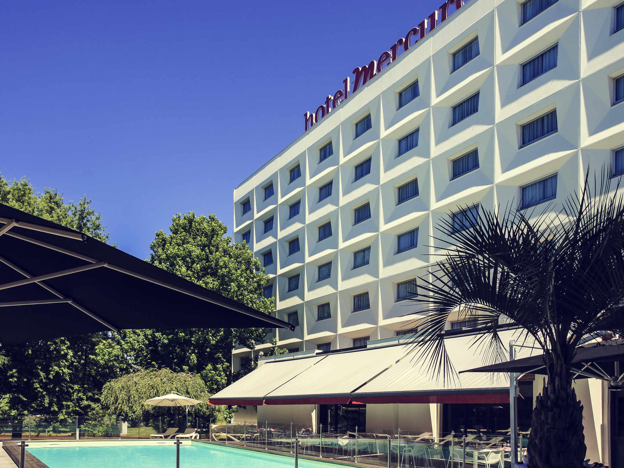Hotel – Hotel Mercure Bordeaux Lac