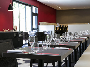 Restaurante - Hotel Mercure Bordeaux Lac