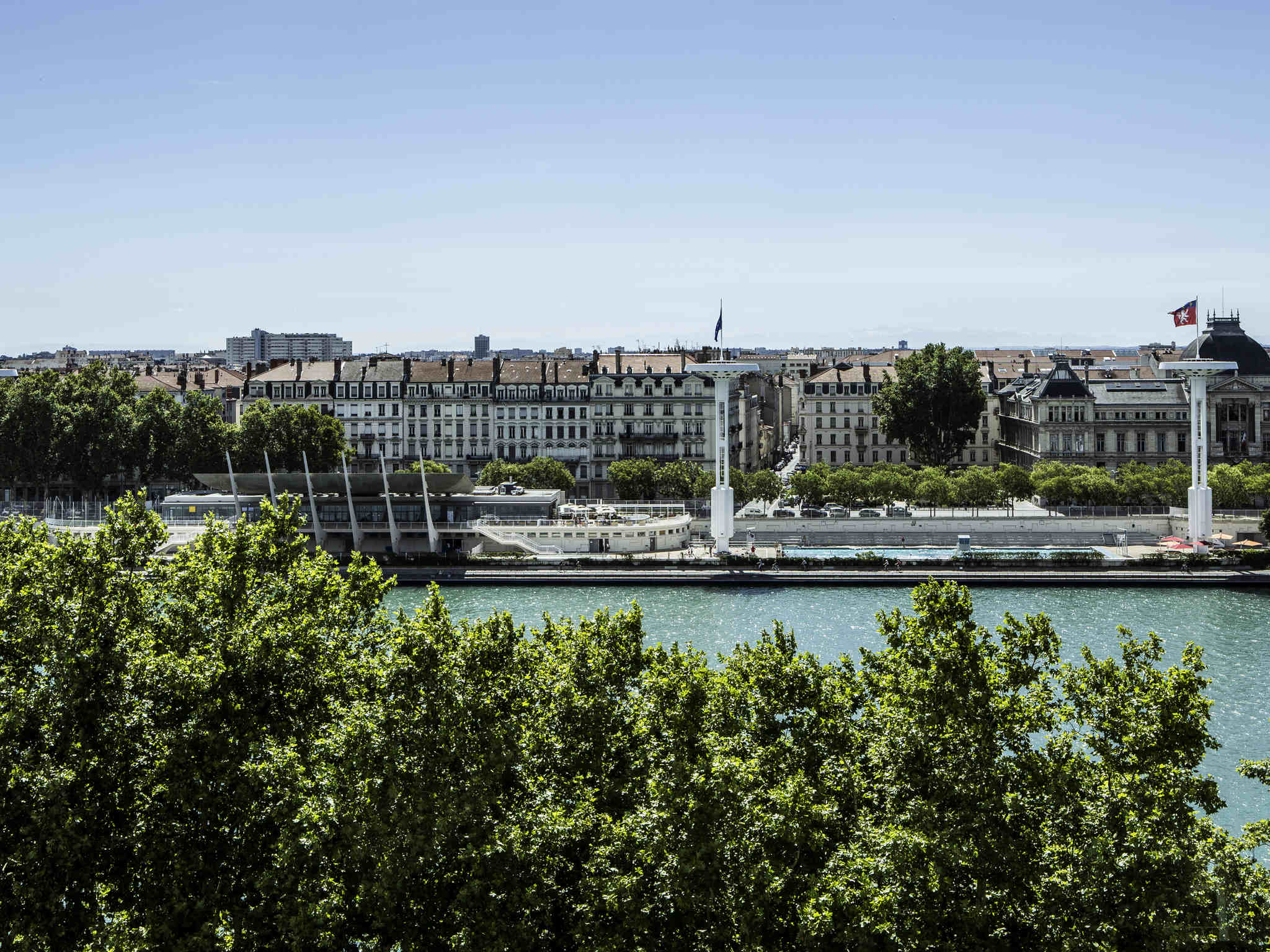 호텔 – Sofitel Lyon Bellecour