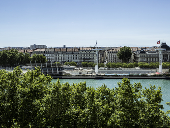 الفندق - Sofitel Lyon Bellecour