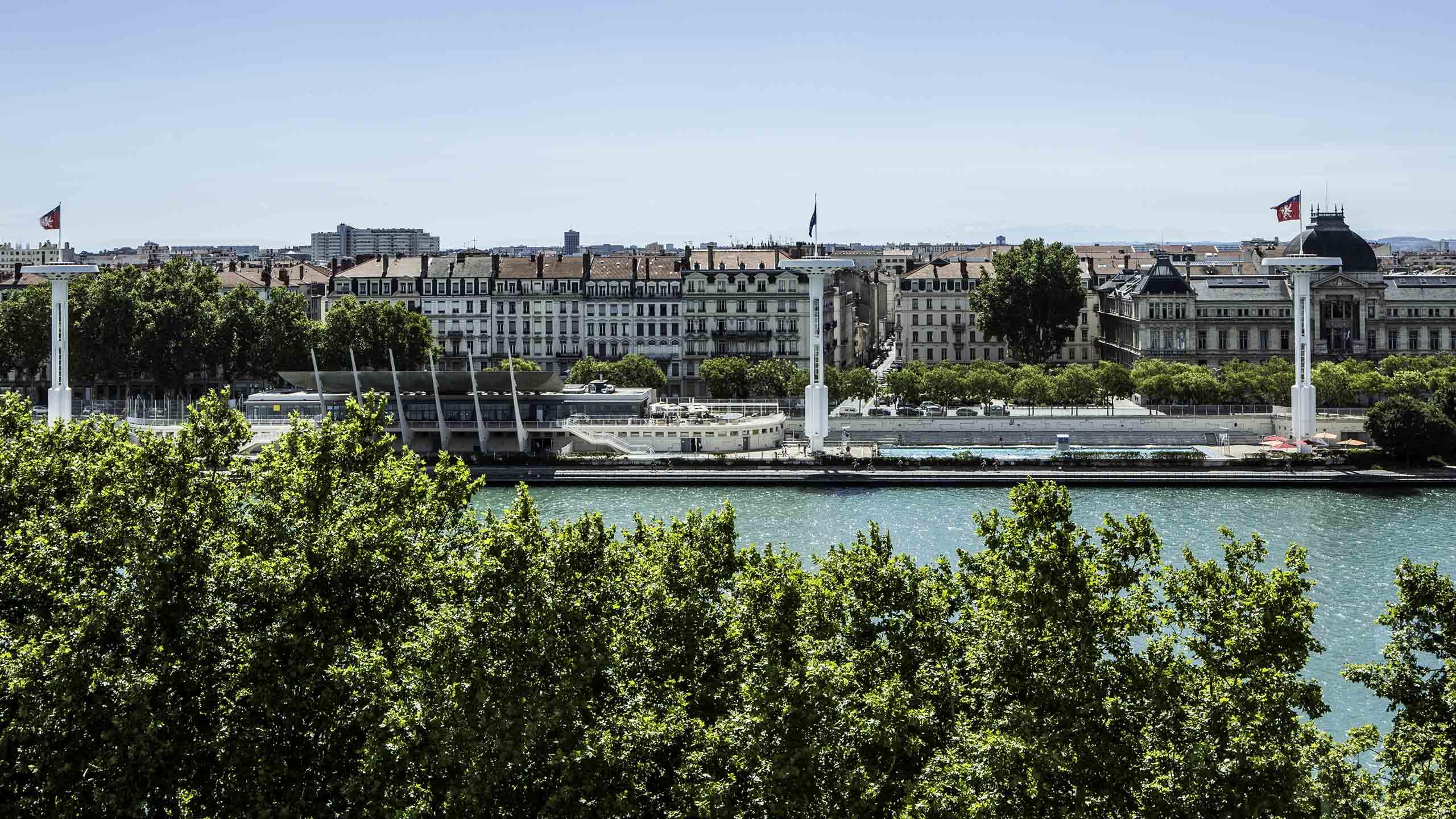 Hotel de luxe LYON – Sofitel Lyon Bellecour