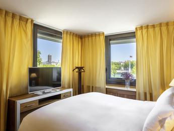 chambres en h tel de luxe lyon sofitel lyon bellecour. Black Bedroom Furniture Sets. Home Design Ideas
