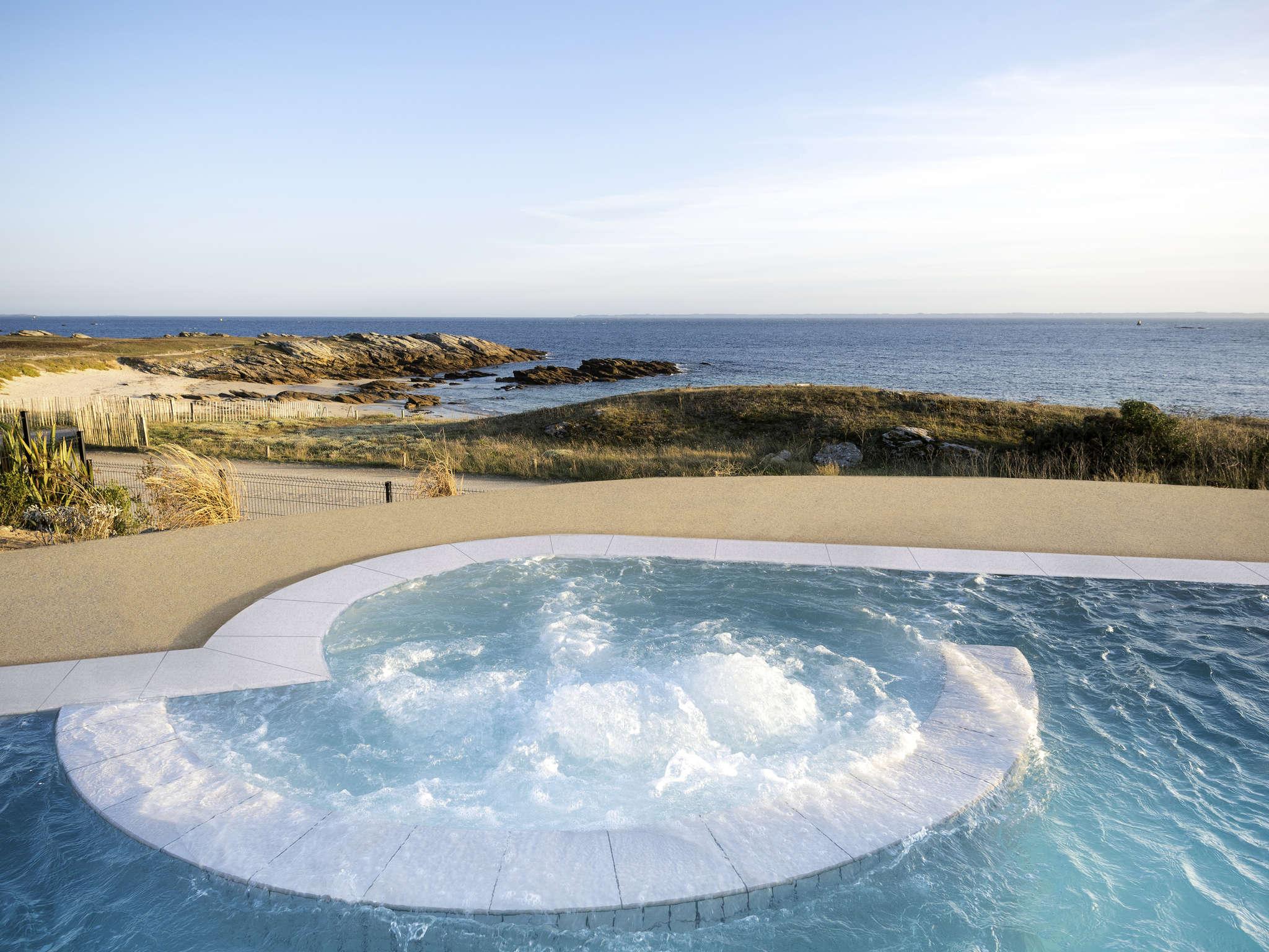 فندق - Sofitel Quiberon Thalassa sea & spa