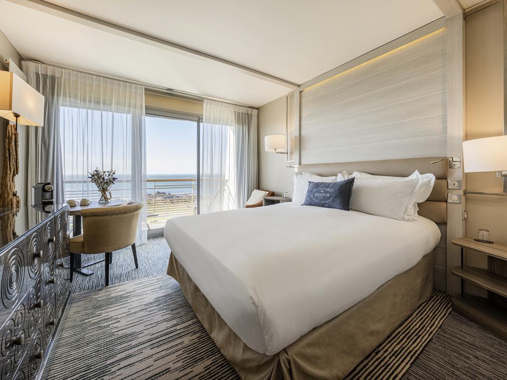 Hotel de luxe quiberon – sofitel quiberon thalassa sea & spa
