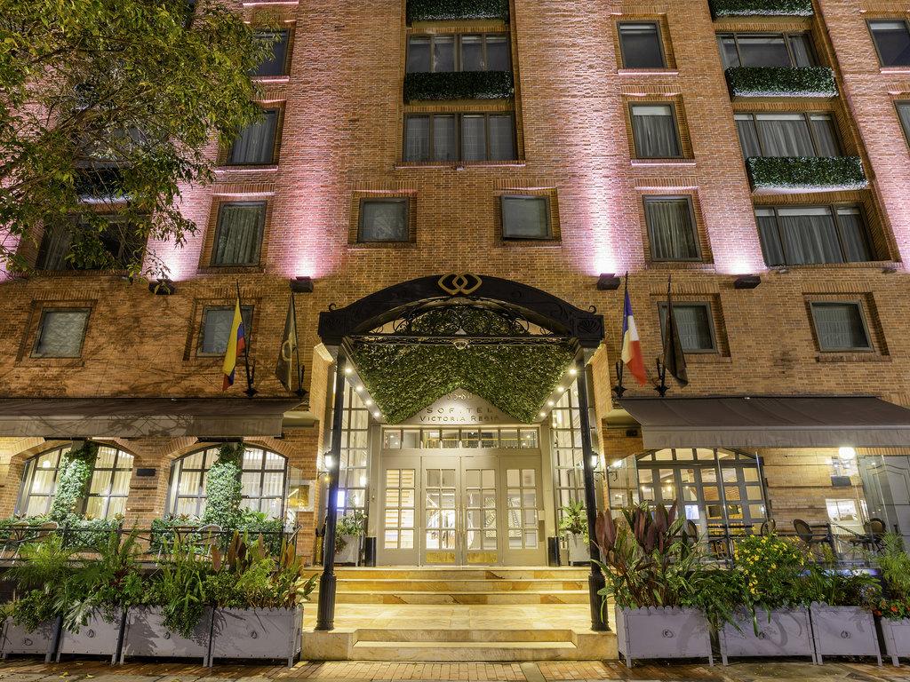 波哥大维多利亚雷吉亚索菲特酒店