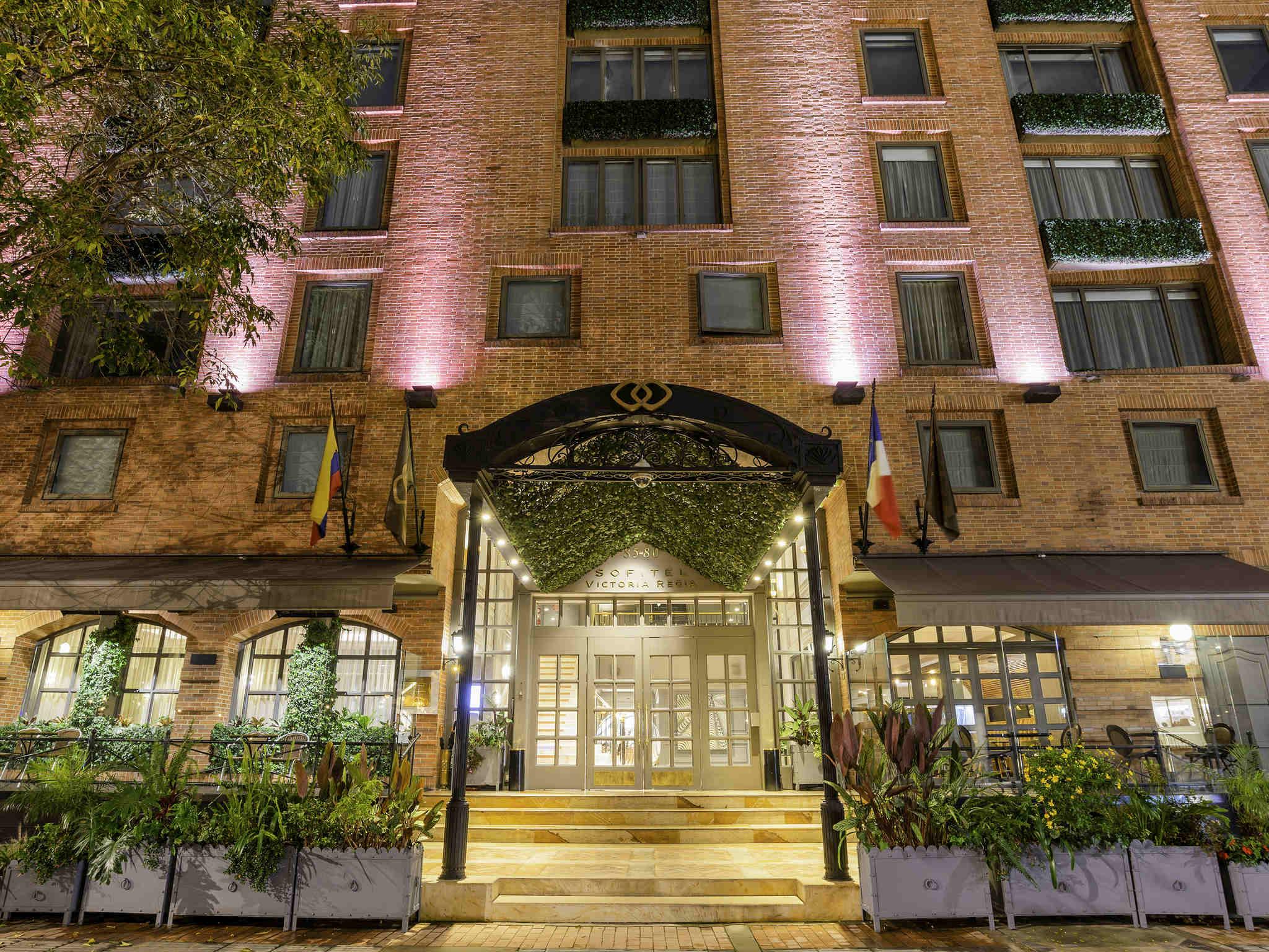 Hotel In BOGOTA Sofitel Bogota Victoria Regia - Map us embassy bogota