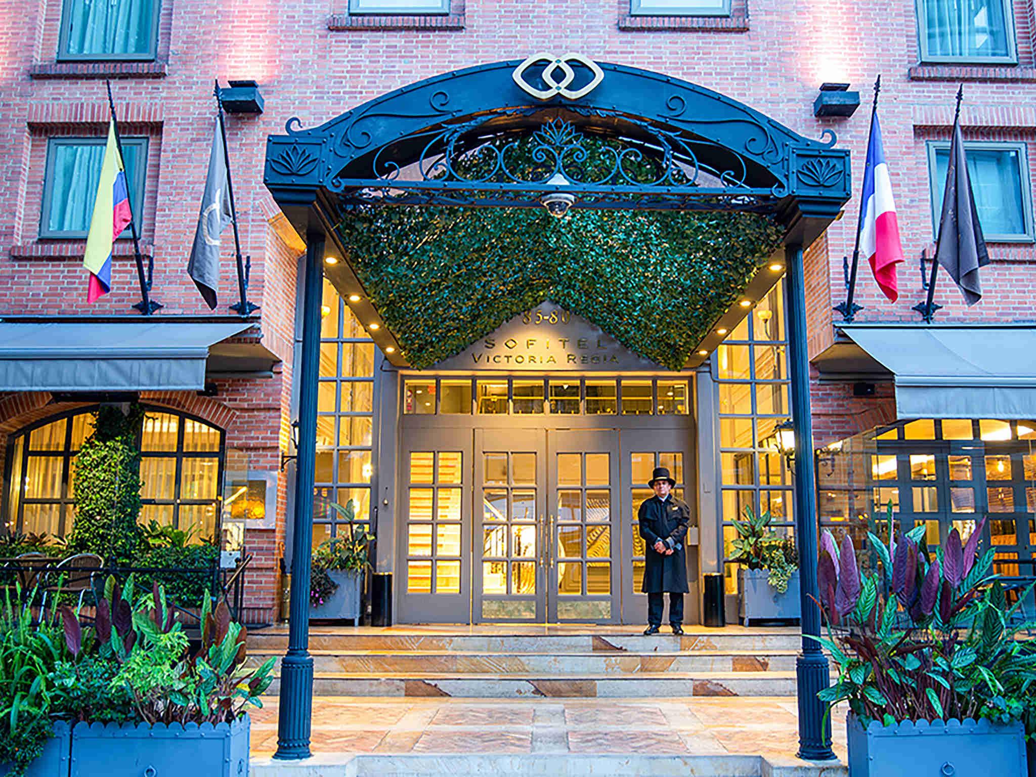 Hotel Sofitel Bogota Victoria Regia