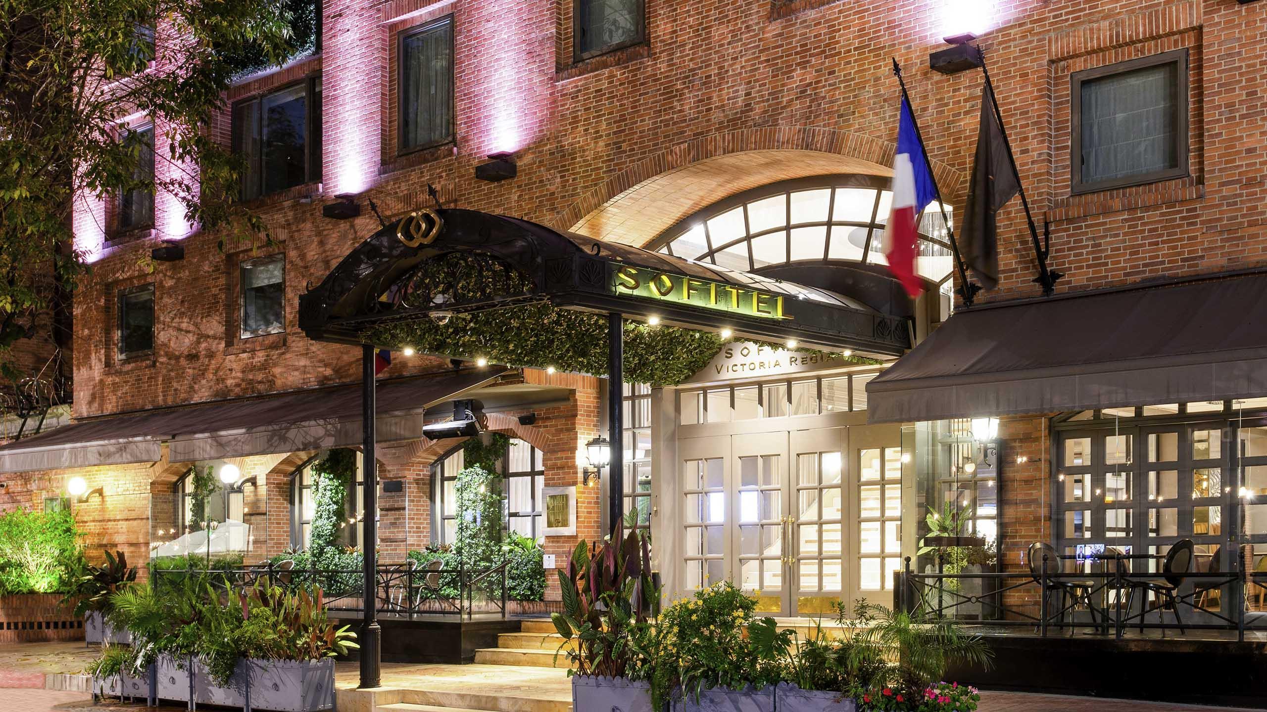Hotel de luxe bogota sofitel bogota victoria regia for Hotel design 100 bogota