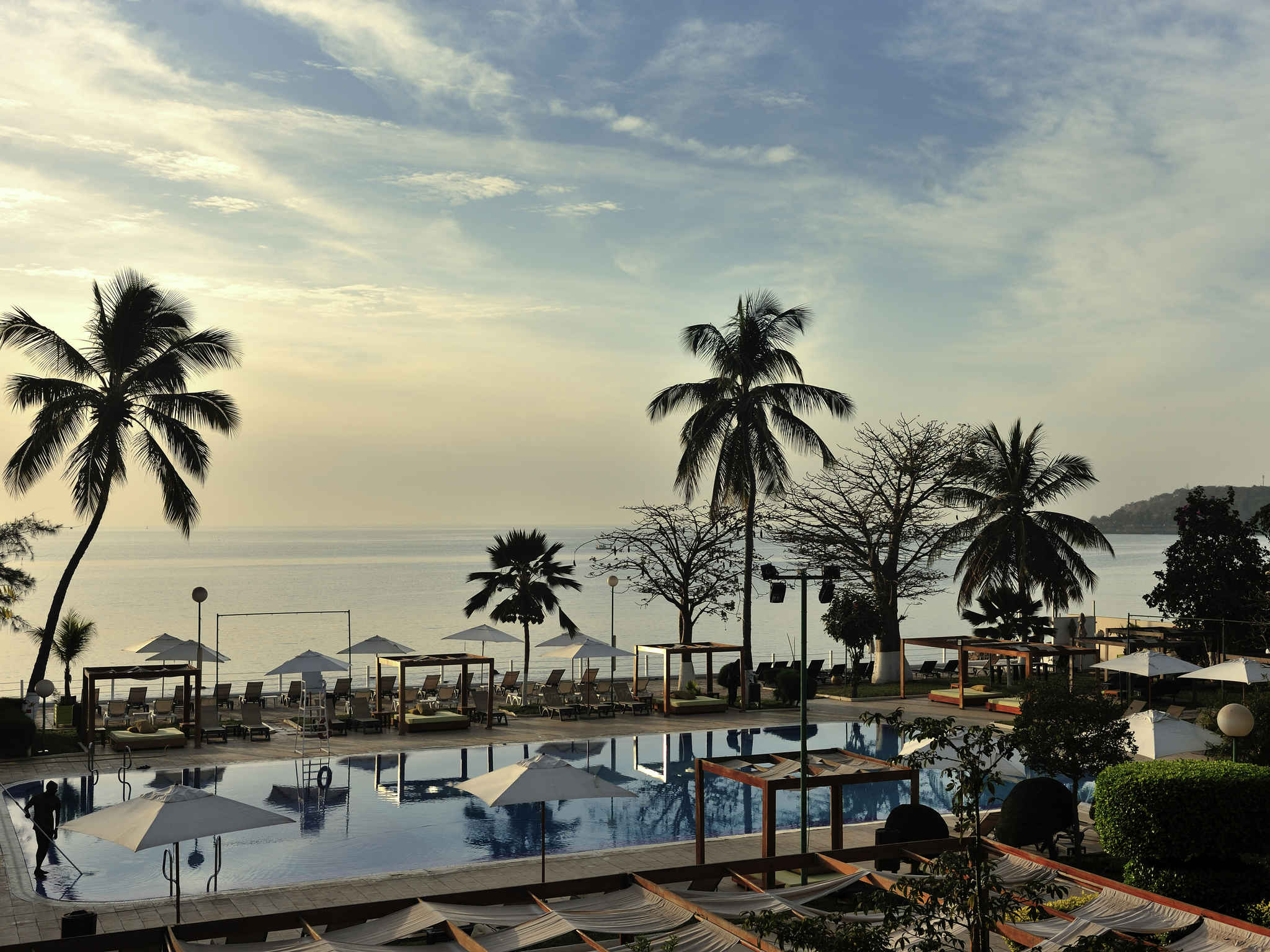 Pullman Dakar Teranga elu meilleur hotel de Dakar à l'african travel awards - visiter l'afrique