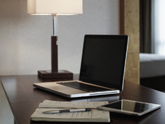 Stay connected with free Wi-Fi throughout the hotel