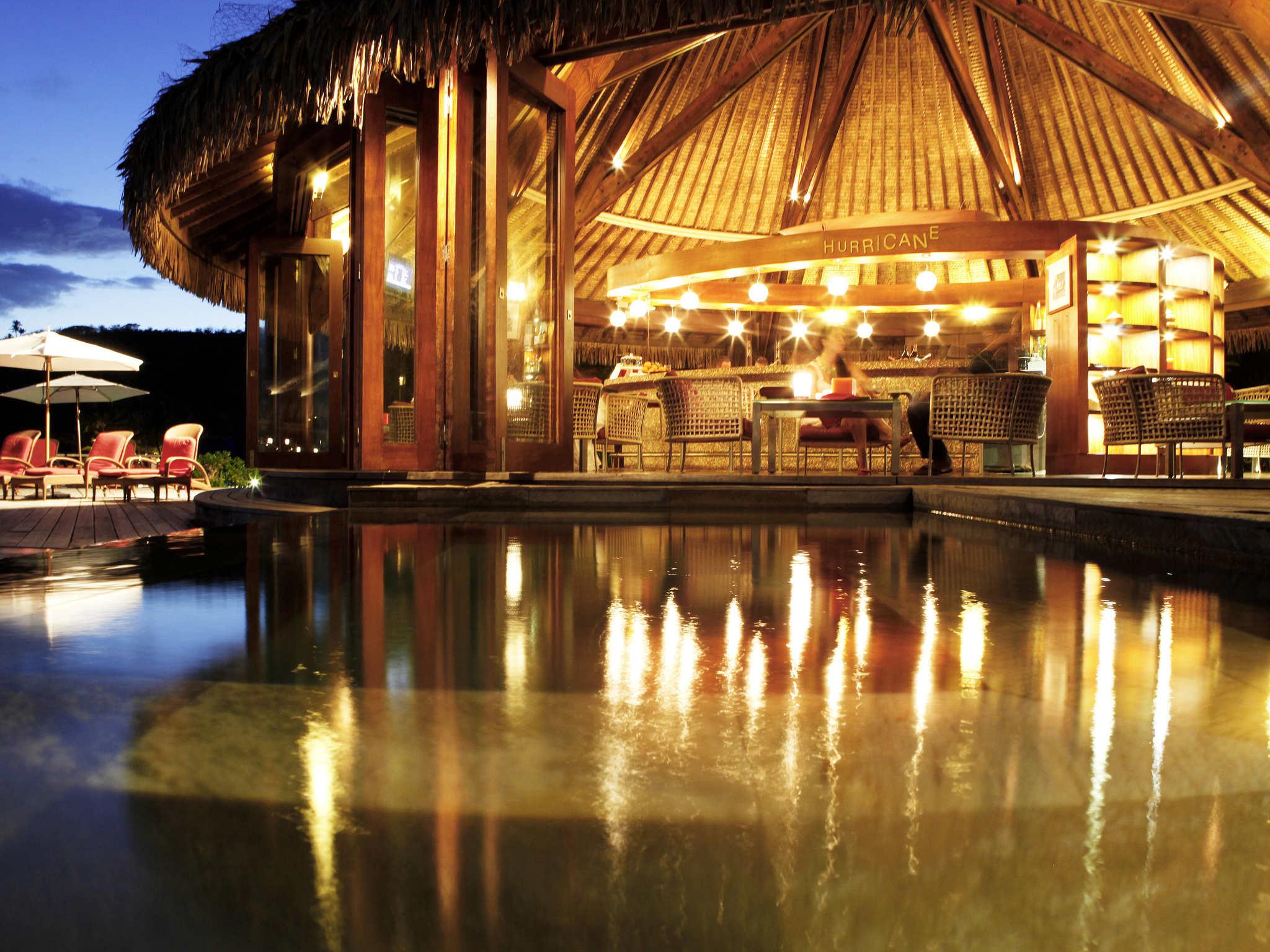 Bar Sofitel Bora Marara Beach Resort