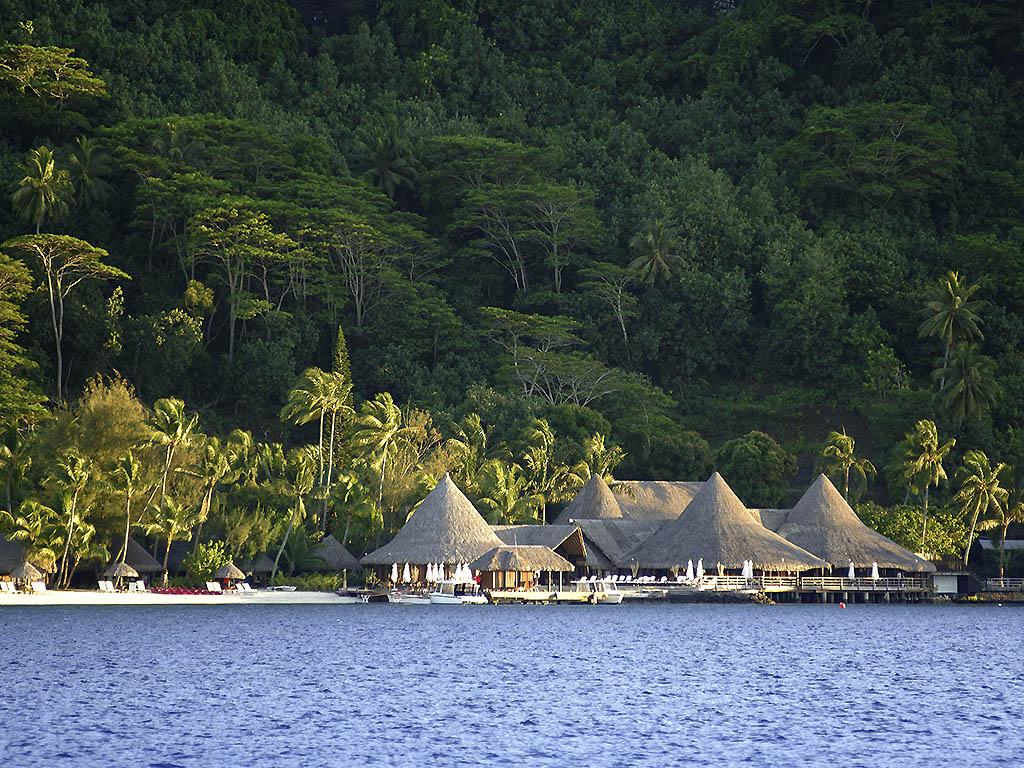 酒店 – 波拉波拉岛Marara索菲特海滩度假村