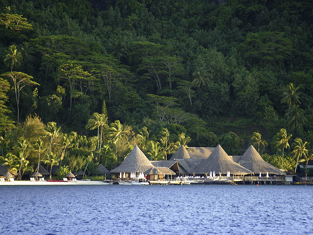 Hotel – Sofitel Bora Bora Marara Beach Resort