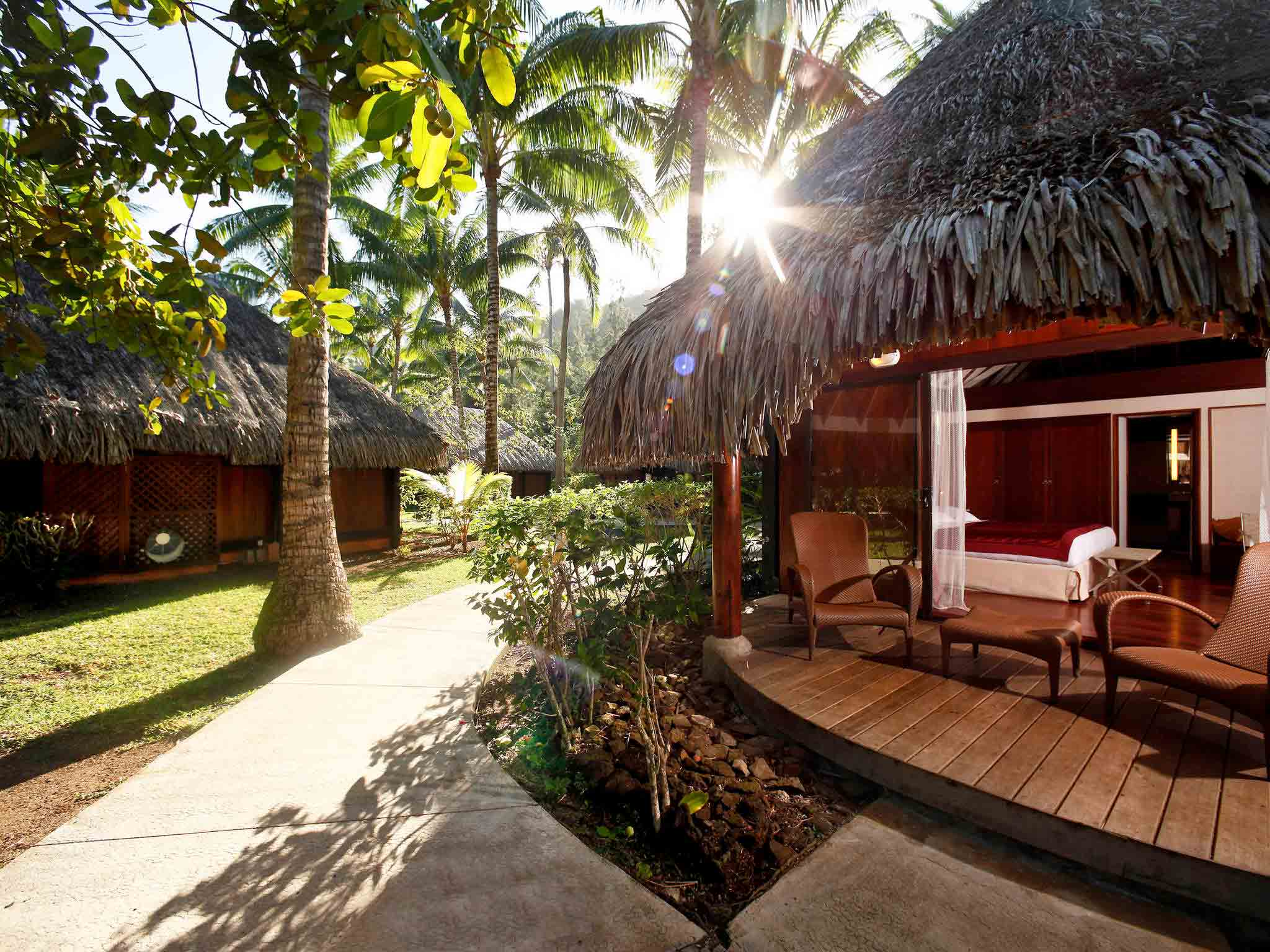 Sofitel Bora Bora Marara Beach Resort Hotel   AccorHotels.com