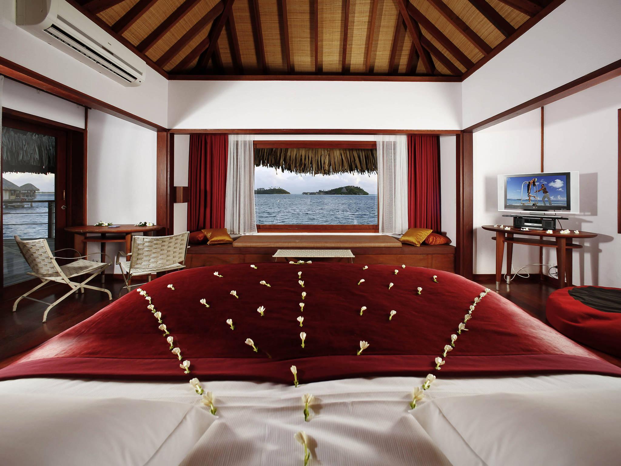 Sofitel Bora Bora Marara Beach Resort Hotel | AccorHotels.com