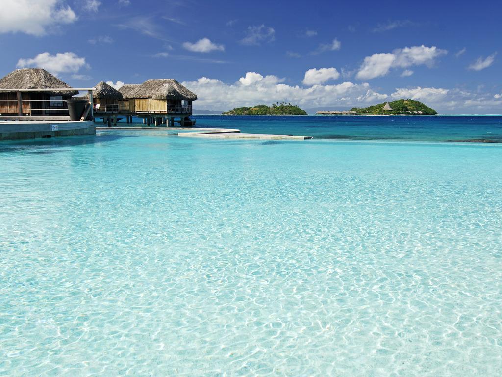 Hotel di Lusso a VAITAPE – Sofitel Bora Bora Marara Beach Resort